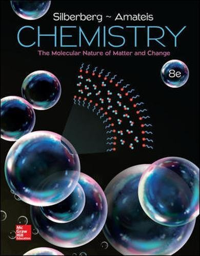 Test Bank For Chemistry: The Molecular Nature of Matter and Change 8th Edition