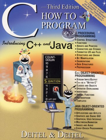 Test Bank For C How to Program (3rd Edition) 3rd Edition