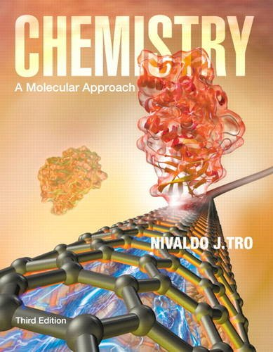 Test Bank For Chemistry: A Molecular Approach 3rd Edition