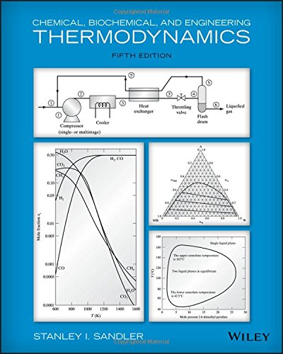 Test Bank For Chemical, Biochemical, and Engineering Thermodynamics 5th Edition