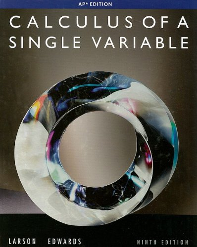 Test Bank For Calculus of a Single Variable, 9th Edition 9th Edition