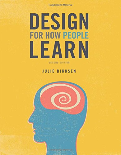 Test Bank For Design for How People Learn (2nd Edition) (Voices That Matter) 2nd Edition