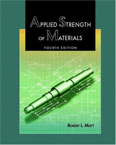 Test Bank For Applied Strength of Materials (4th Edition) 4th Edition