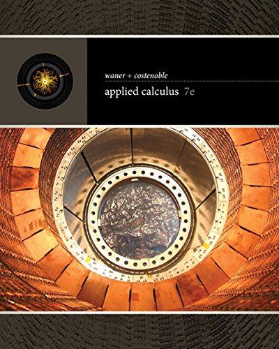 Test Bank For Applied Calculus 7th Edition