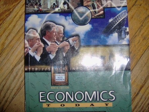 Test Bank For Economics Today: The Macro View (The Addison-Wesley Series in Economics) Subsequent Edition