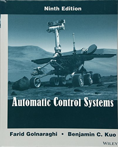 Test Bank For Automatic Control Systems 9th Edition