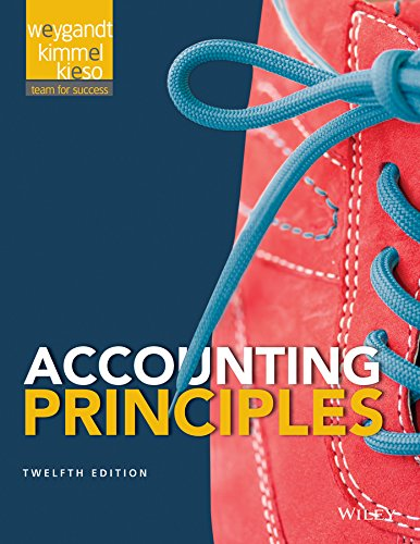 Test Bank For Accounting Principles – Standalone book 12th Edition
