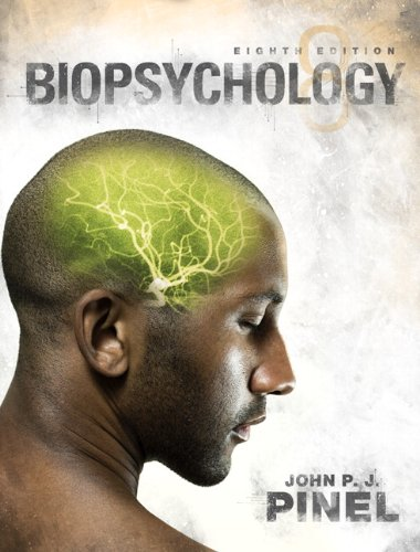 Test Bank For Biopsychology (8th Edition) 8th Edition