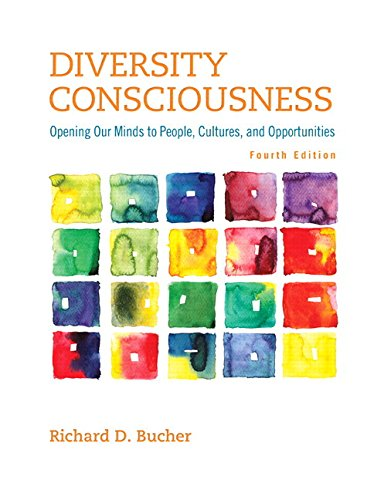 Test Bank For Diversity Consciousness: Opening Our Minds to People, Cultures, and Opportunities Plus NEW MyLab Student Success Update — Access Card Package (4th Edition) 4th Edition