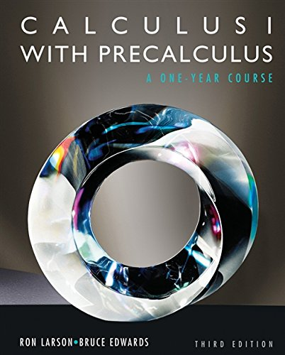 Test Bank For Student Solutions Manual: Calculus I with Precalculus, 3rd 3 Students solution manual Edition