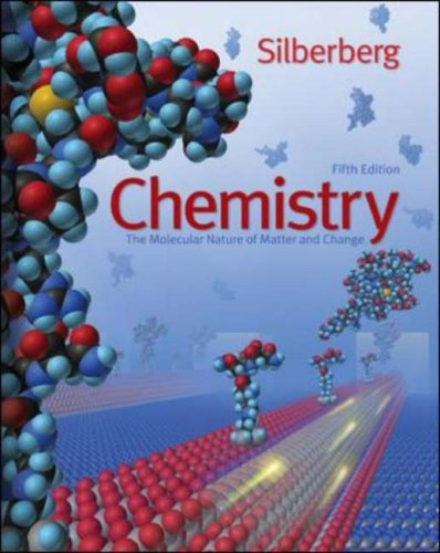 Test Bank For Chemistry: The Molecular Nature of Matter and Change 5th Edition