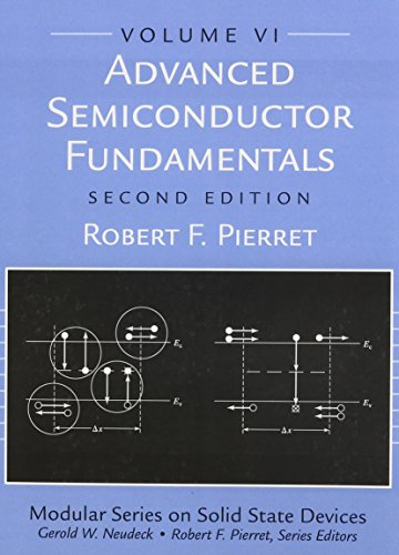 Test Bank For Advanced Semiconductor Fundamentals (2nd Edition) 2nd Edition