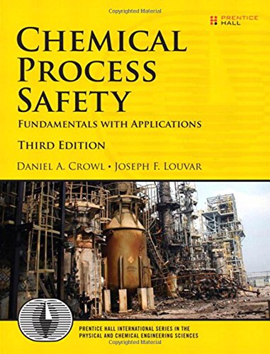 Test Bank For Chemical Process Safety: Fundamentals with Applications (3rd Edition) (Prentice Hall International Series in the Physical and Chemical Engineering Sciences) 3rd Edition
