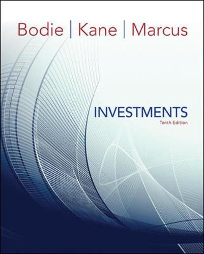 Test Bank For Investments, 10th Edition 10th Edition