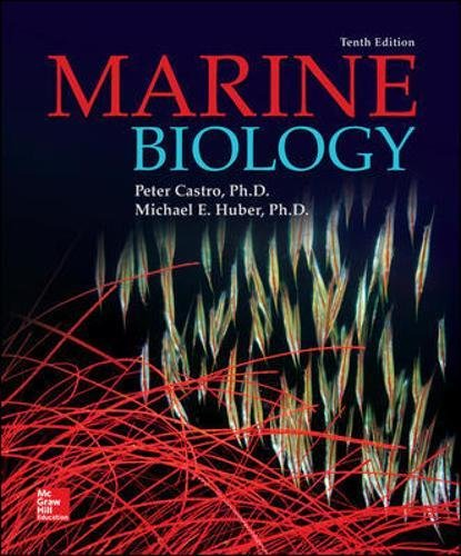 Test Bank For Marine Biology (Botany, Zoology, Ecology and Evolution) 10th Edition