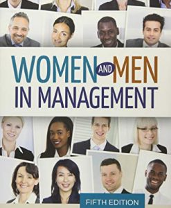 Test Bank For Women and Men in Management Fifth Edition