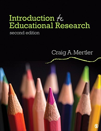 Test Bank For Introduction to Educational Research Second Edition