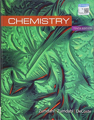 Test Bank For Chemistry 10th Edition