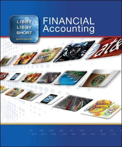 Test Bank For Financial Accounting, 8th Edition 8th Edition