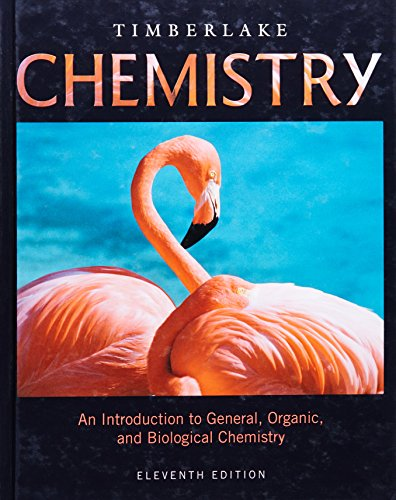 Test Bank For Chemistry: An Introduction to General, Organic, and Biological Chemistry (11th Edition) 11th Edition