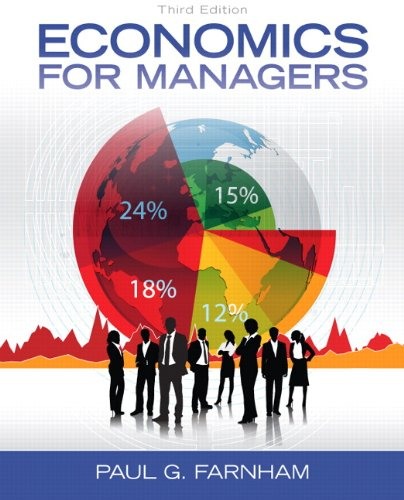 Test Bank For Economics for Managers (3rd Edition) 3rd Edition