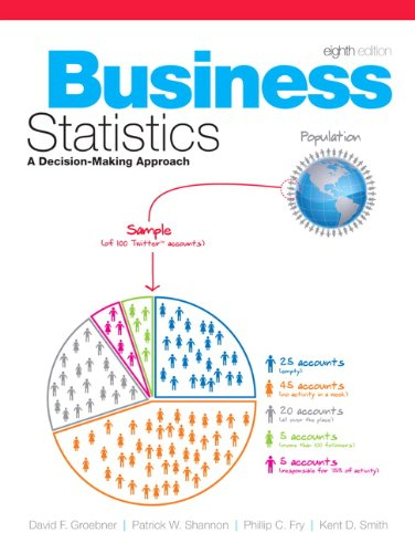 Test Bank For Business Statistics 8th Edition