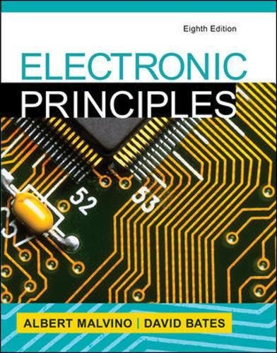 Test Bank For Electronic Principles 8th Edition