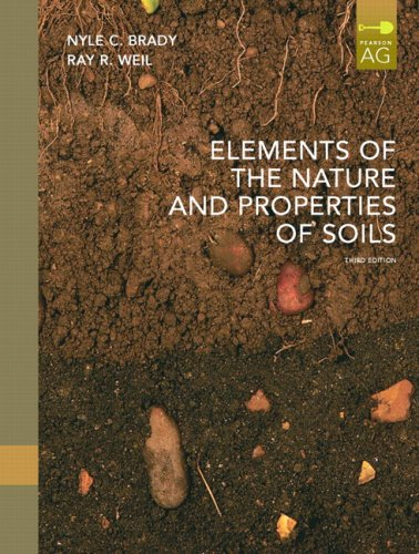 Test Bank For Elements of the Nature and Properties of Soils (3rd Edition) 3rd Edition