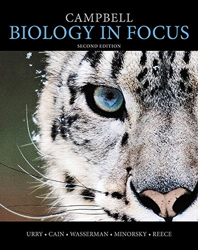 Test Bank For Campbell Biology in Focus (2nd Edition) 2nd Edition