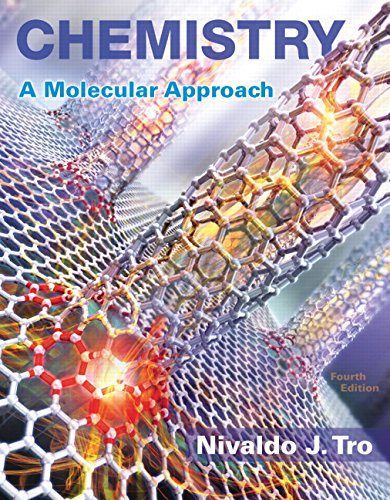 Test Bank For Chemistry: A Molecular Approach (4th Edition) 4th Edition