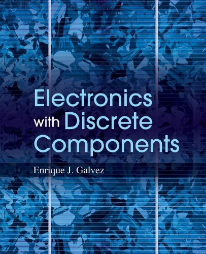 Test Bank For Electronics with Discrete Components 1st Edition