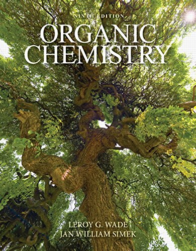 Test Bank For Organic Chemistry (9th Edition) 9th Edition