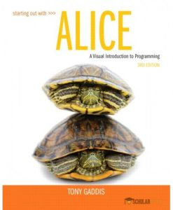 Solution Manual for Starting Out with Alice, 3/E 3rd Edition : 0133129748