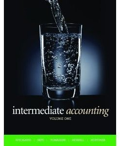 Solution manual for Intermediate Accounting Spiceland Sepe Tomassini Morrill Mortimer 2nd canadian edition volume 1