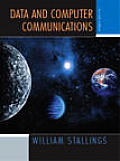 Solutions Manual to accompany Data and Computer Communications 7th edition 9780131006812