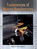 Solutions Manual to accompany Fundamentals of Modern Manufacturing 4th edition 9780470467008