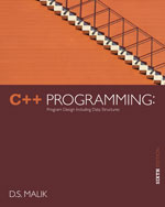 Solution Manual for C++ Programming: Program Design Including Data Structures, 6th Edition D.S. Malik