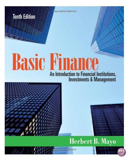 Solution Manual for Investments An Introduction 10th Edition by Mayo