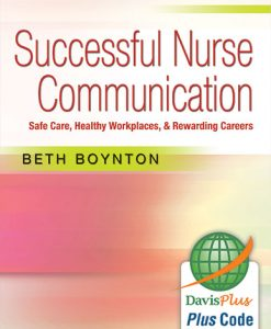 Successful Nurse Communication Boynton Test Bank