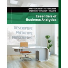 Solution Manual for Essentials of Business Analytics, 1st Edition