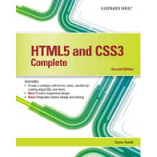 Solution Manual for HTML5 and CSS3, Illustrated Complete, 2nd Edition