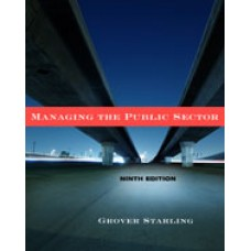 Solution Manual for Managing the Public Sector, 9th Edition