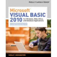 Solution Manual for Microsoft Visual Basic 2010 for Windows, Web, Office, and Database Applications Comprehensive, 1st Edition