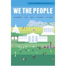 Test Bank for We the People, Tenth Essentials Edition