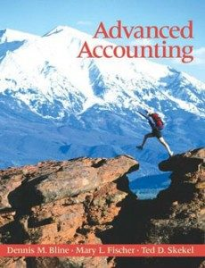 Test Bank for Advanced Accounting, 1st Edition: Bline