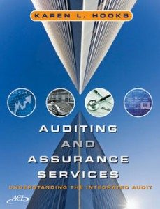 Test Bank for Auditing and Assurance Services Understanding the Integrated Audit, 1st edition: Hooks