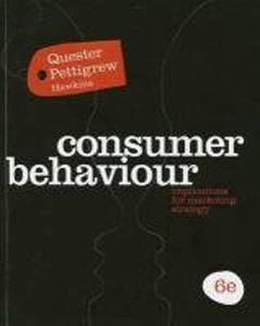 Test Bank For Consumer Behaviour, 6 edition: Pascale Quester