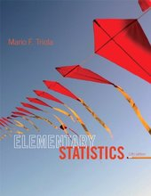 Elementary Statistics Triola 12th Edition Solutions Manual