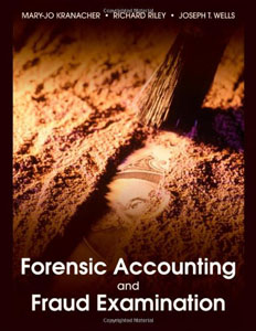 Test Bank For Forensic Accounting and Fraud Examination 1st edition Kranacher Riley