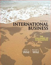 International Business Wild 7th Edition Solutions Manual